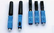 Accessoires pour le montage de câbles à fibre optique