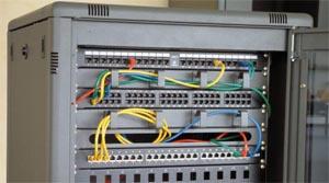 Detalle de conectorización