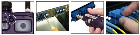 Inspección de conectores