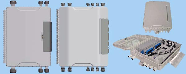 Caja mural GF-KSW-24