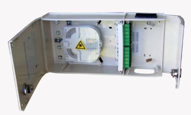Cajas multioperador RGFO de 48 fibras ópticas