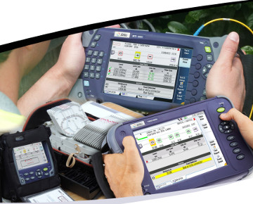 Software para facilitar el uso de OTDR