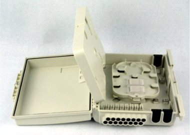 Caja de distribuci n ip65 para diecis is fibras for Caja de distribucion
