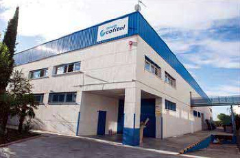 Nuevas instalaciones del grupo COFITEL