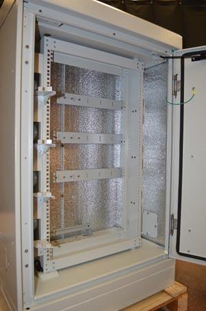 Repartidores ópticos de 25 u.a. para despliegues FTTx