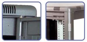 Detalle de construcción STEELNET