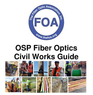 El Grupo COFITEL ofrece los manuales de fibra óptica de la FOA