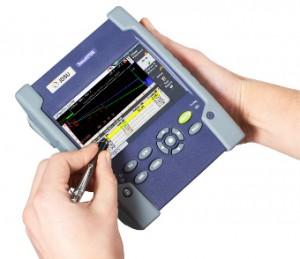 Reflectómetro portátil para redes de acceso y metro y despliegues FTTH