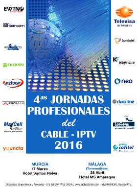 4as Jornadas Profesionales IPTV-2016