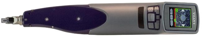 Microscopio automatizado para inspección y análisis de conectores multifibra