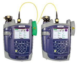 OTDR para inspección de conectores multifibra (MPO) en pruebas TIER2