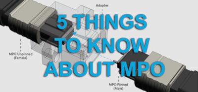 Conectores multifibra tipo MPO