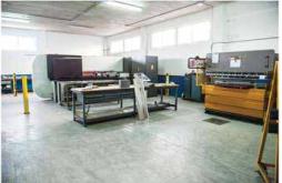Fabricación de envolventes metálicos especiales para cableados