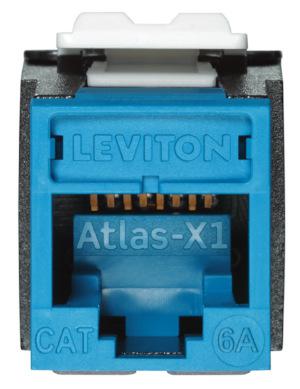 Conectores UTP y blindados para redes de misión crítica de hasta 40 Gbps
