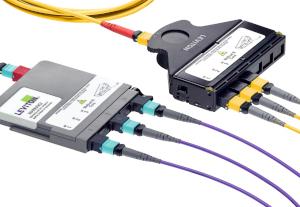 Sistema de migración de fibra óptica pre terminada