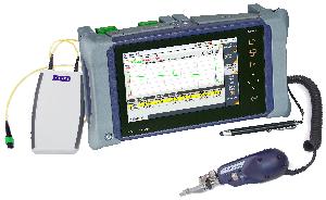 Equipos de medida para fibra óptica