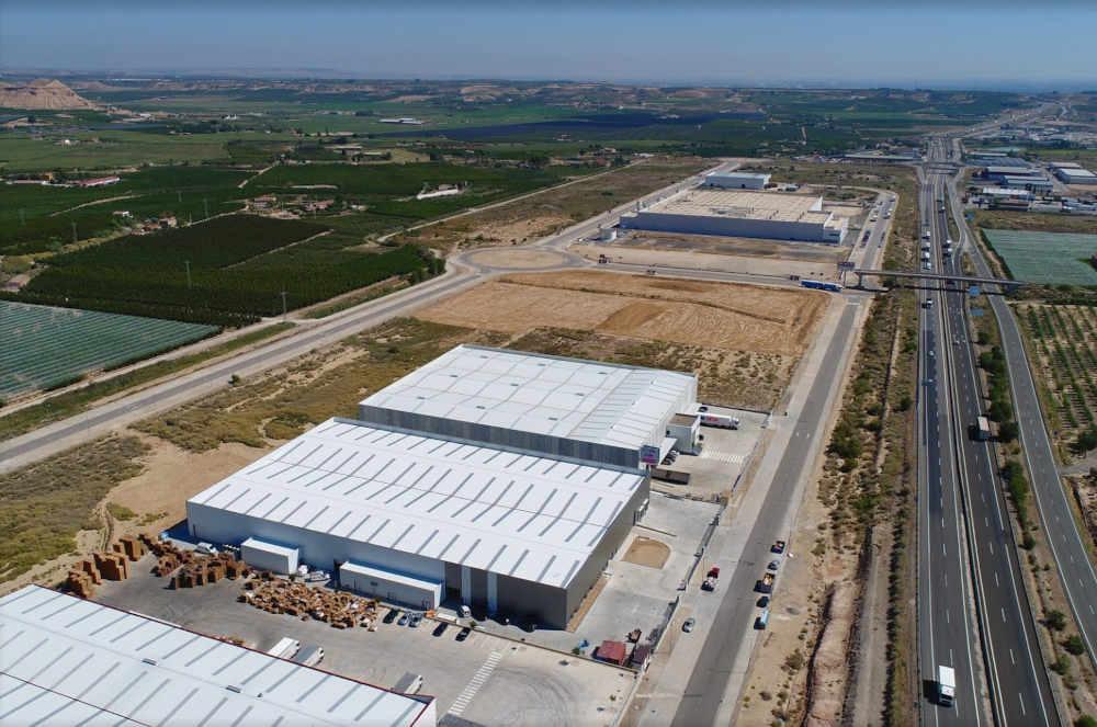 OPTRAL amplía su centro productivo y logístico de Fraga (Huesca)