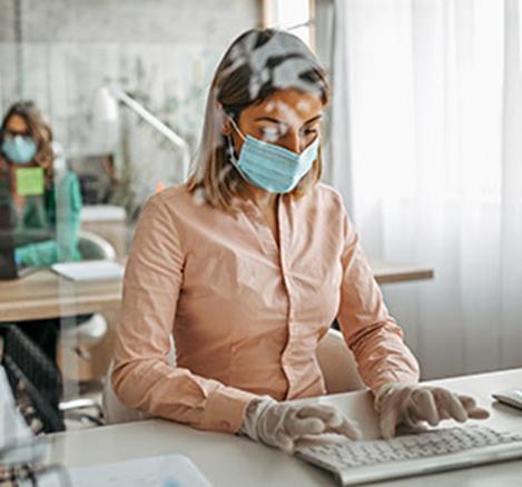 El puesto de trabajo en un ambiente post Coronavirus
