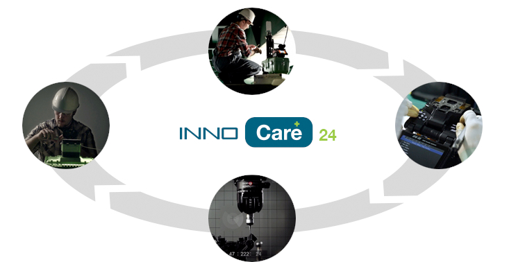 Grupo COFITEL proporciona el servicio posventa INNOCare24 de INNO Instrument
