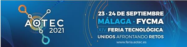 Grupo COFITEL presente en la Feria Tecnológica AOTEC 2021